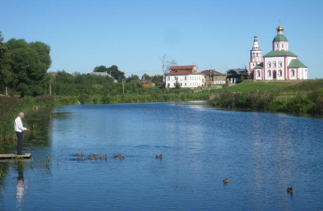 suzdal river