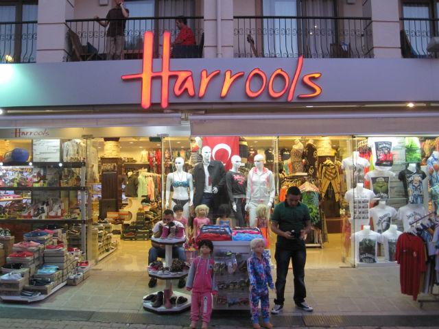 harrools
