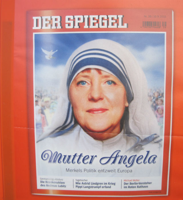 mother angela