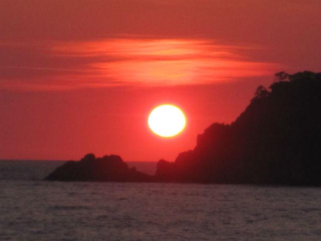 oludeniz sunset