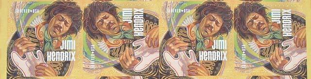 hendrix stamps