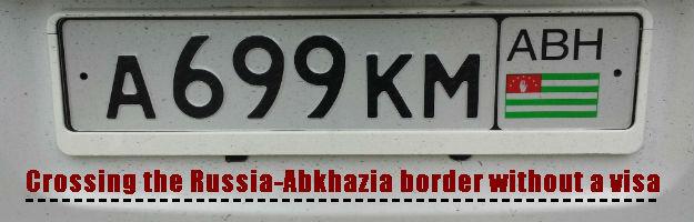 abkhazia plate