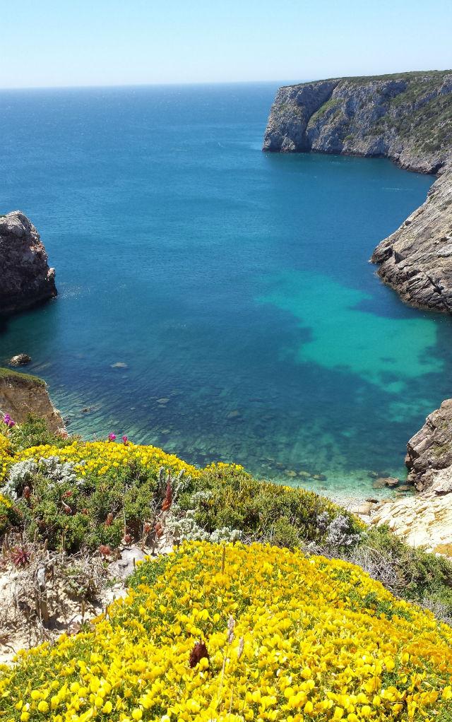 sagres cliff