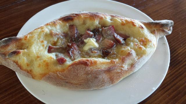 Traveling in the phantom republic of abkhazia for Abkhazian cuisine