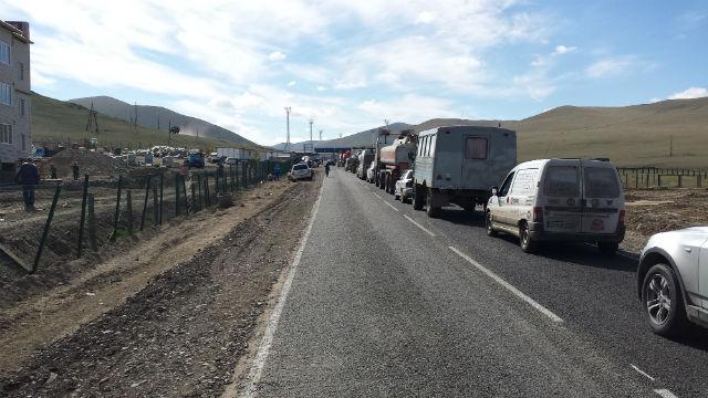 russia border line