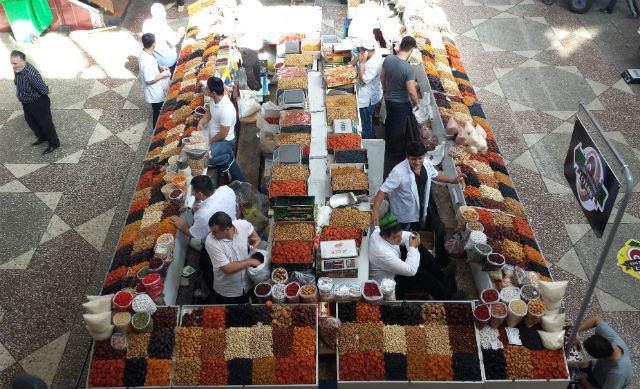 almaty market