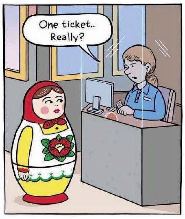 russian joke